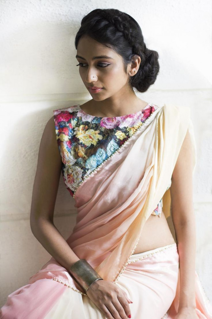 Saree Blouse Designs: The Lacy Affair  The Luxurious Lace