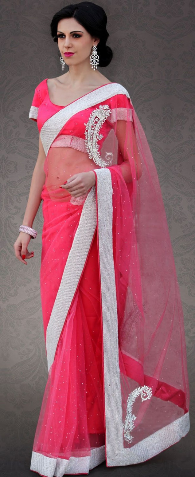 Saree Blouse Designs: What Type of Blouse to Pair with