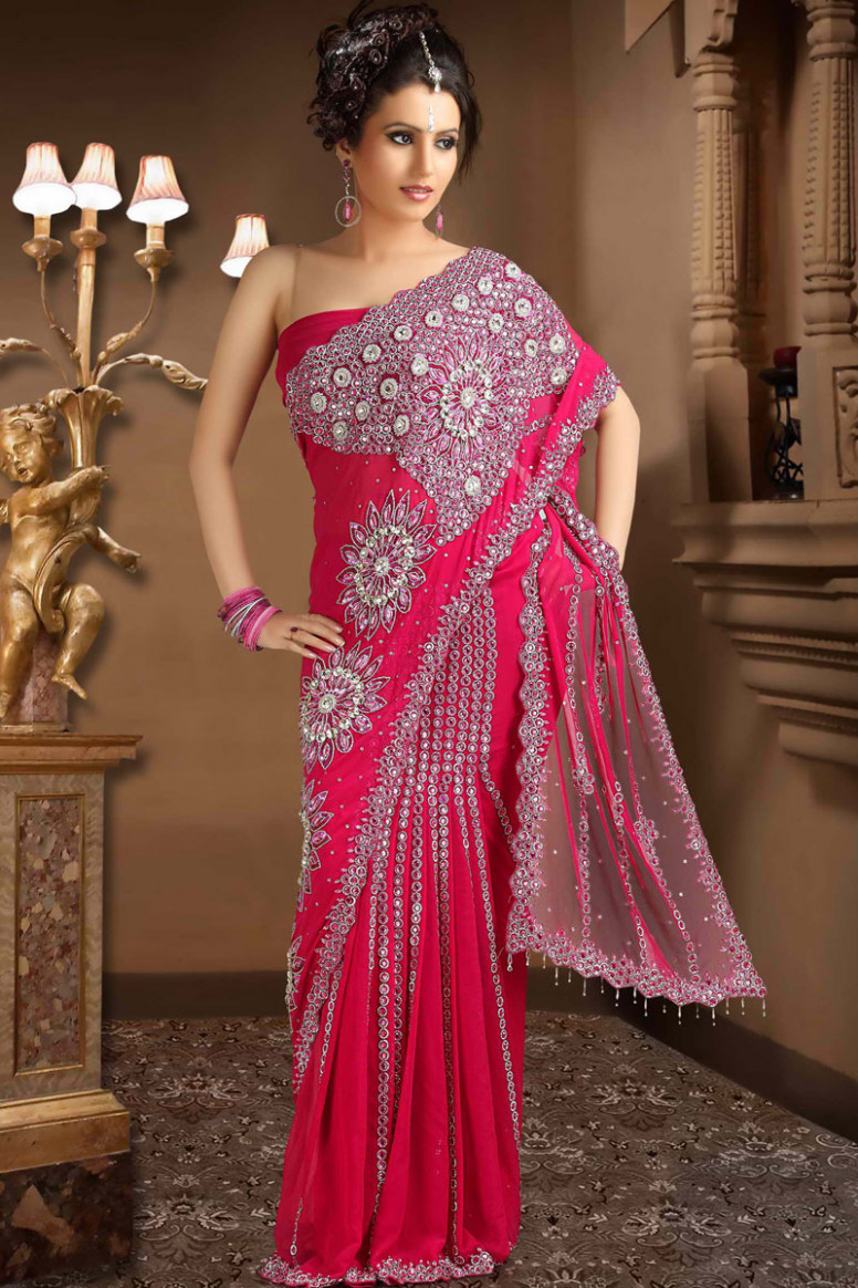 Saree Designs 2013 ~ Fshion clothes