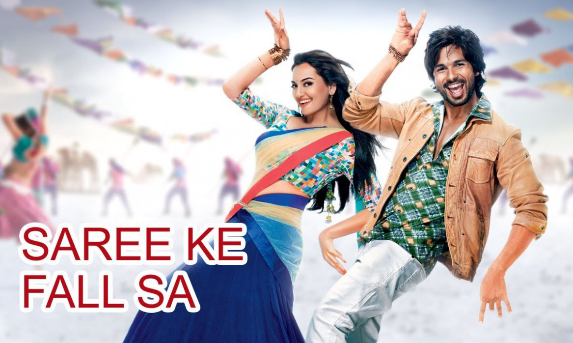 Saree Ke Fall Sa Full Video Song  RRajkumar  Pritam