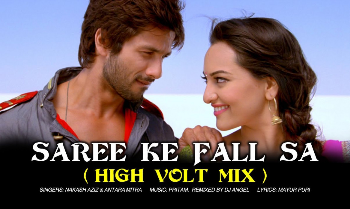 Saree Ke Fall Sa (Remix by DJ Angel)  RRajkumar