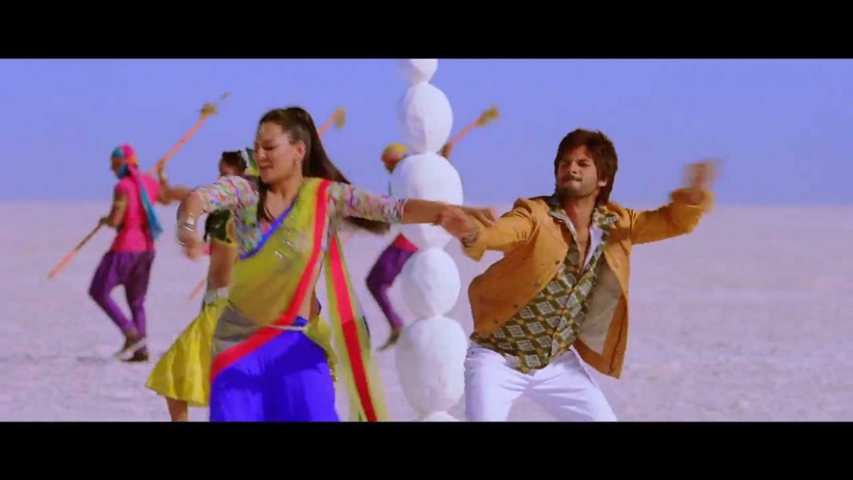 Saree Ke Fall Sa - RRajkumar Full Song Bluray Download