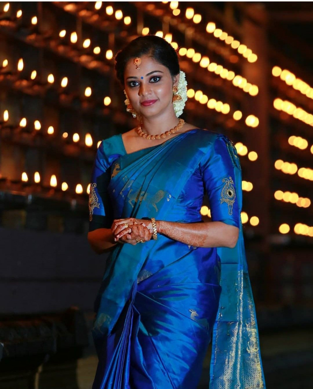 #saree  Kerala engagement dress, Saree trends, Engagement