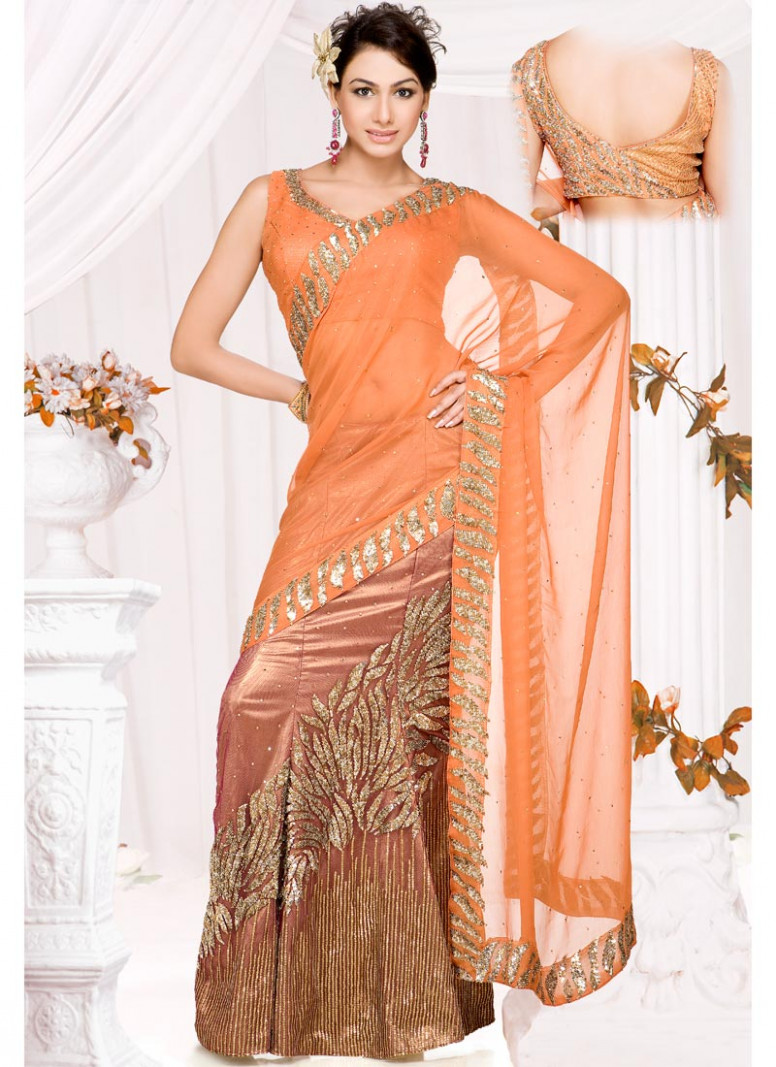Saree Line: New Style Saree Design