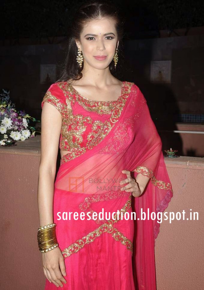 Saree Seduction: Saree Returns: Part 58 (The Celebs)