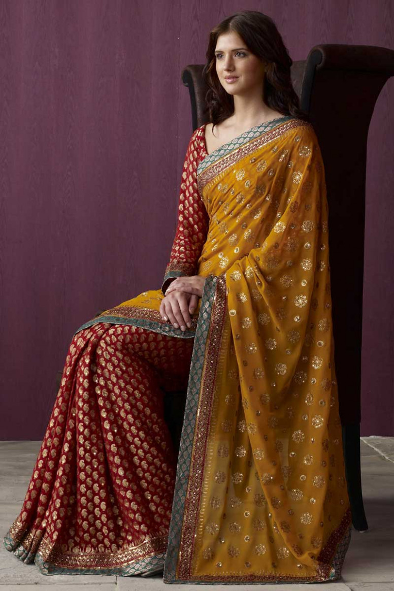 Sarees for the Right Occasion – Designer Indian Outfits