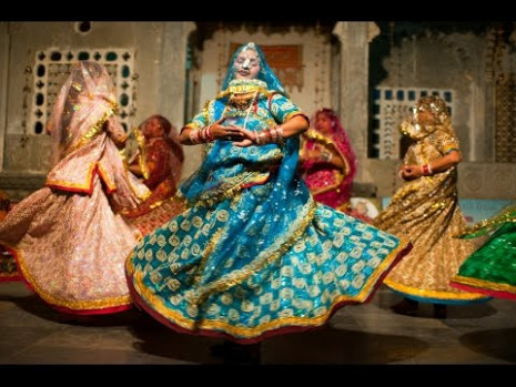 [Sens Asia Travel] Ghoomar - A Rajasthani Folk Dance in