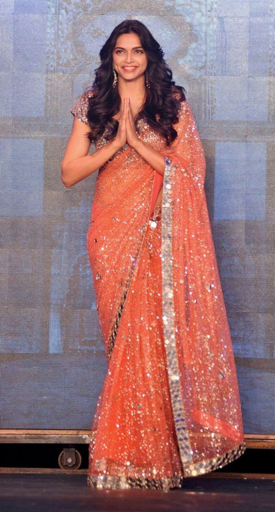 Sequence Sarees- The embroidered Bling Trend – Threads