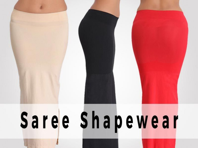 Shapewear for saree : Get that attractive body hugging