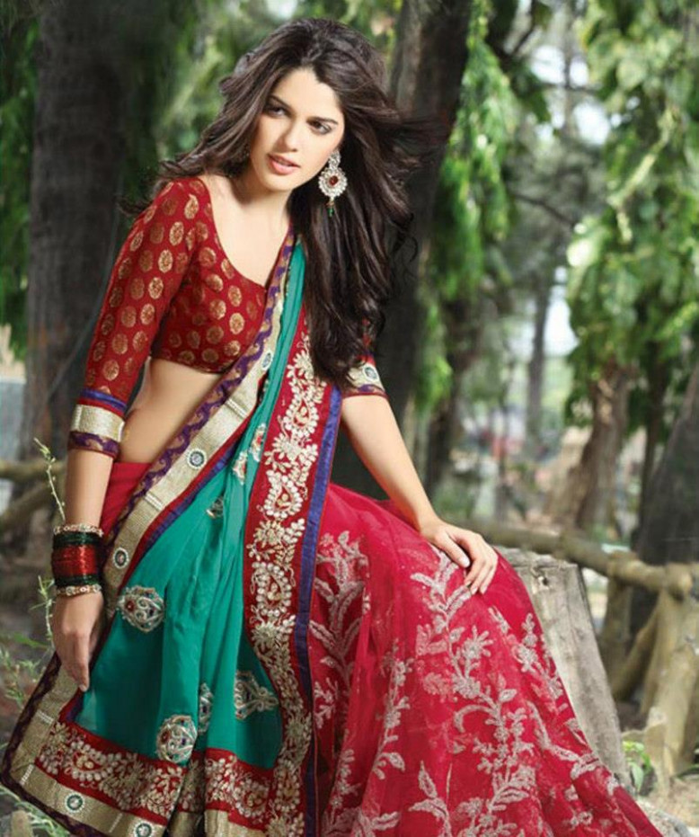 Shez Fashion: Bollywood Saree Designs 2012  Bollywood