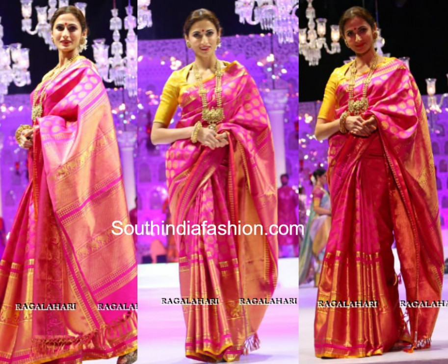 Shilpa Reddy in Gaurang – South India Fashion