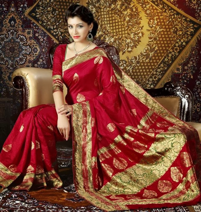 Silk Saree  Classic Saree  South Indian Silk Sarees 2013