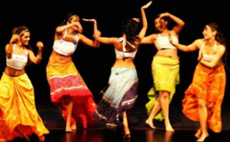 Song & Dance Bollywood Style Sing Along  SF Main Library