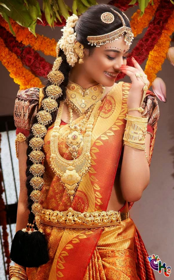 South Indian Wedding Jewellery  Sarees Villa