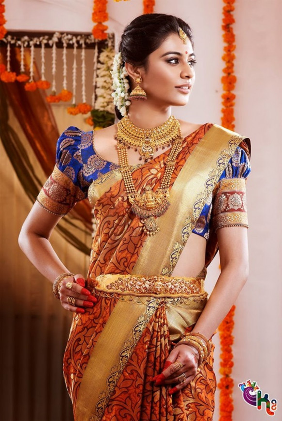 Style File: sweet traditional indian saree 2016