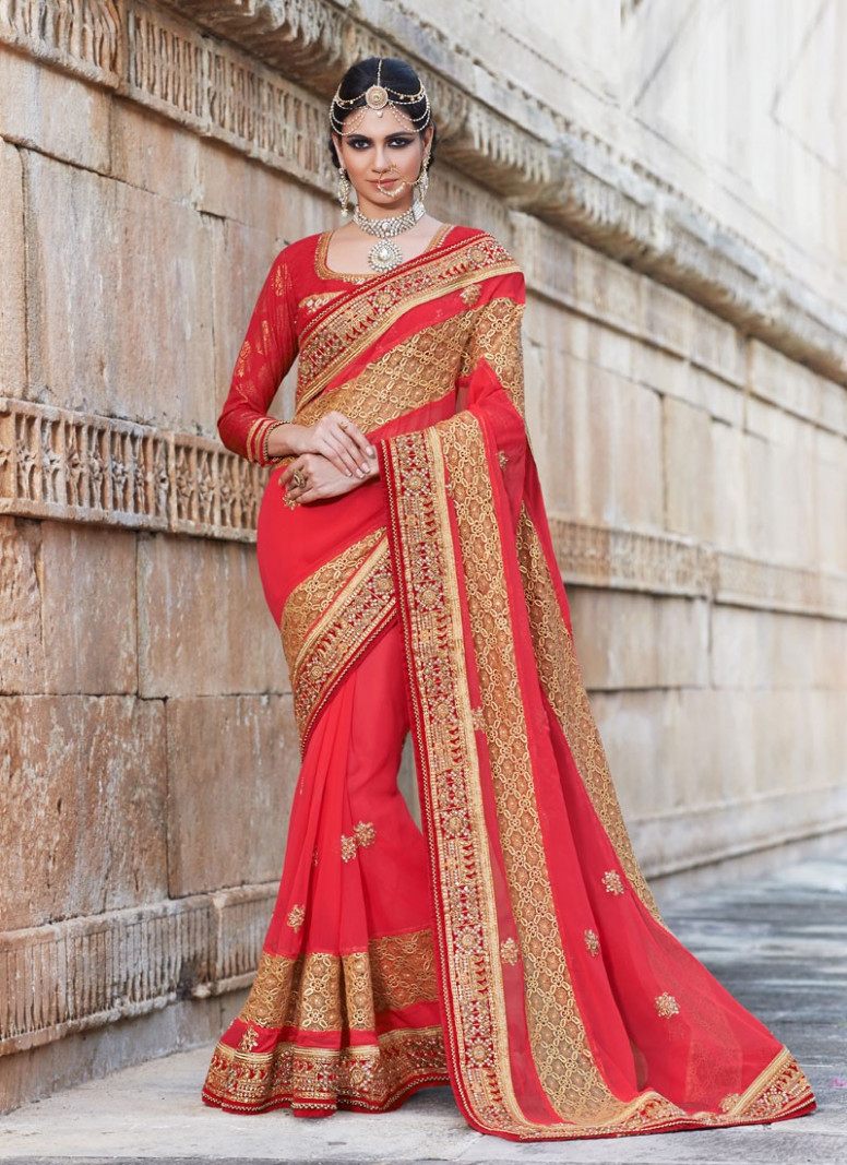 Ten Must Have Bengali Saree in the Bridal Trousseau