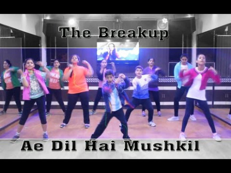 The Breakup Song Dance Performance  Ranbir Kapoor  Easy