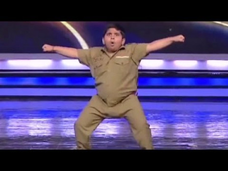 The sickest dance moves all the way from India - YouTube