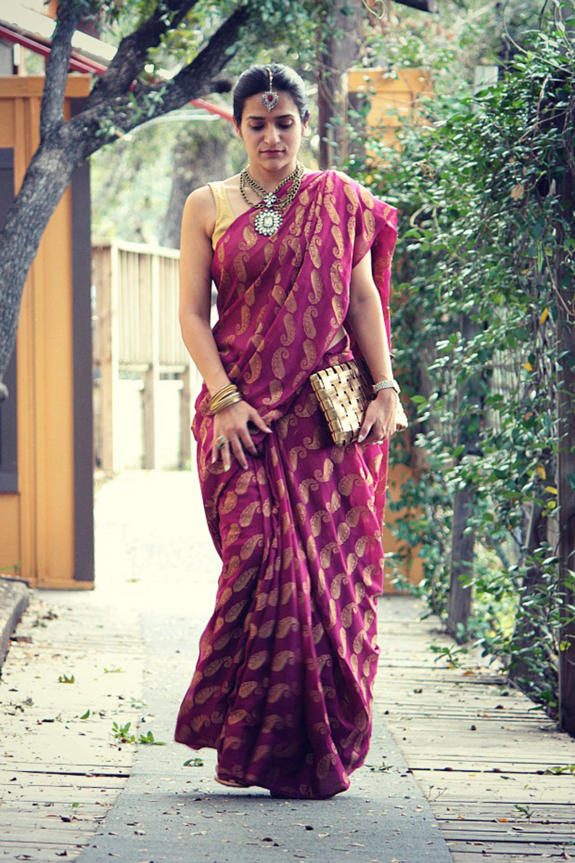 The Traditional Saree Draping Styles Across India - The S