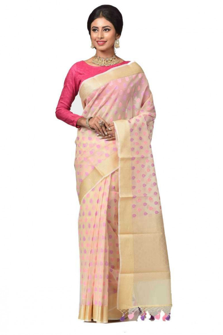Tissue Silk Saree (adi39207)