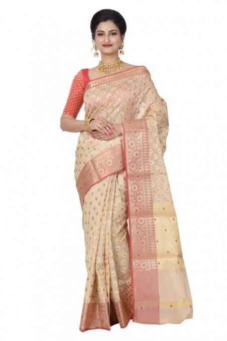 Tissue Silk Saree (adi44415)