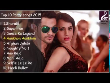 Top 10 Bollywood Party Songs 2016 - YouTube