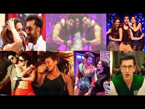 Top 10 Hindi Party Songs  Dance Songs  Bollywood Party