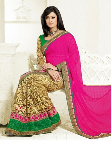 Top 15 Beautiful Rajasthani Sarees With Pictures  Styles