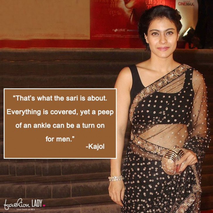 Top Saree Quotes That We Can Relate To!  Saree quotes