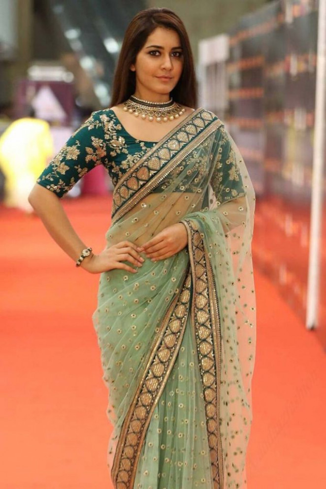 Top Trends of Wedding Saree Design 2019 - Types to Choose