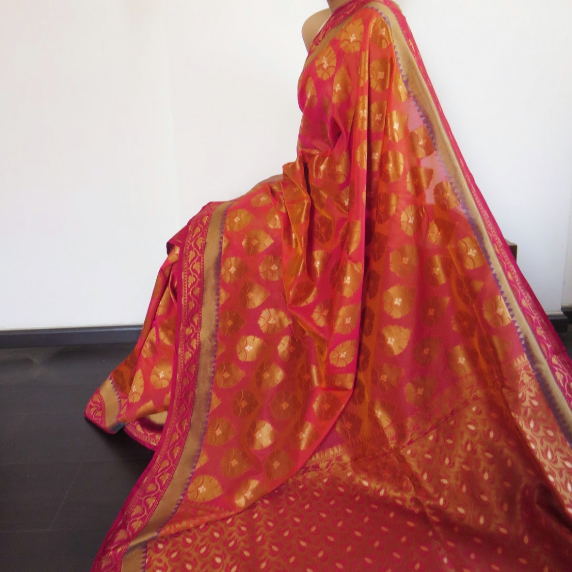 Traditional Organza Sarees Online  Indian Handloom Weaves