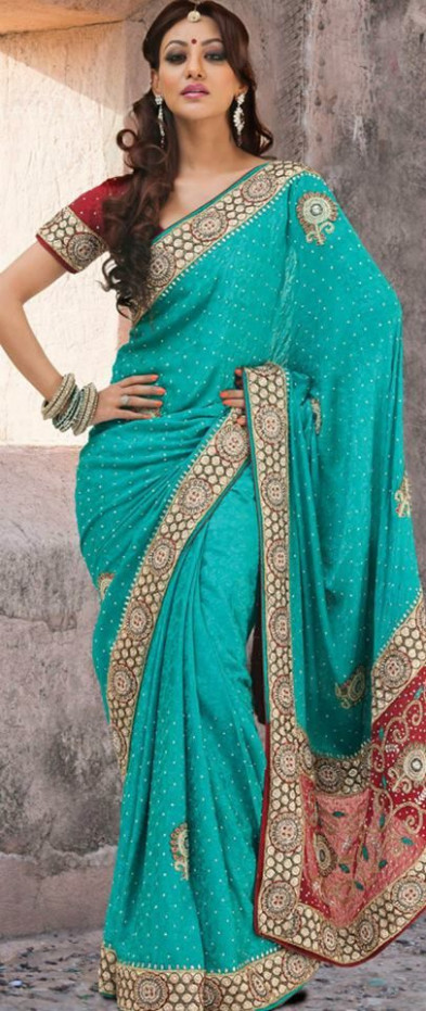 Ustav fashion  Utsav Fashion Shaadi Saree 2013-14Utsav