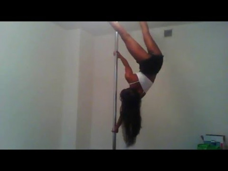 Valerie aka India Pole Dancing - YouTube