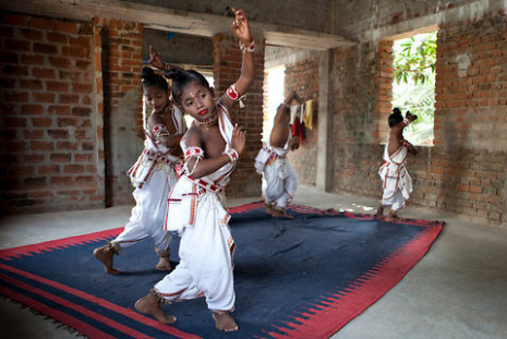 Visions of India Dancing and Dancing and Dancing - The New