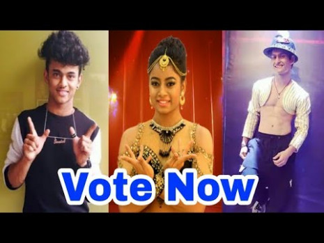 Voting Numbers of Dance India Dance Season 6 Contestants