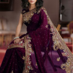 Wedding Saree Designs 2017  Indian Traditional Wedding