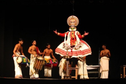 What are all the dance forms in different states of India