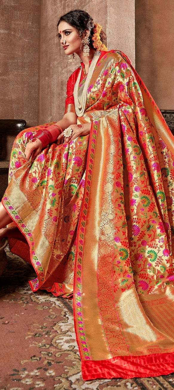 Where can I buy original banarasi silk saree and what is