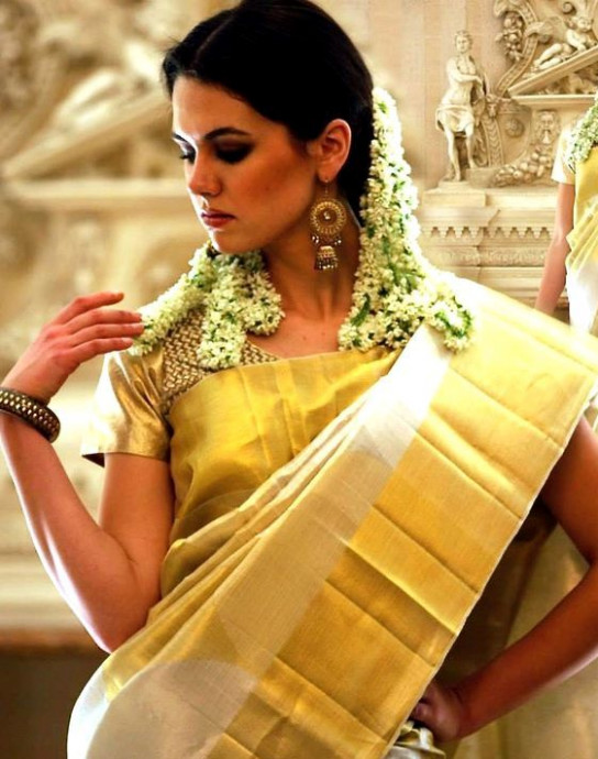 Which Colour to Select for Your Bridal Saree? Exploring