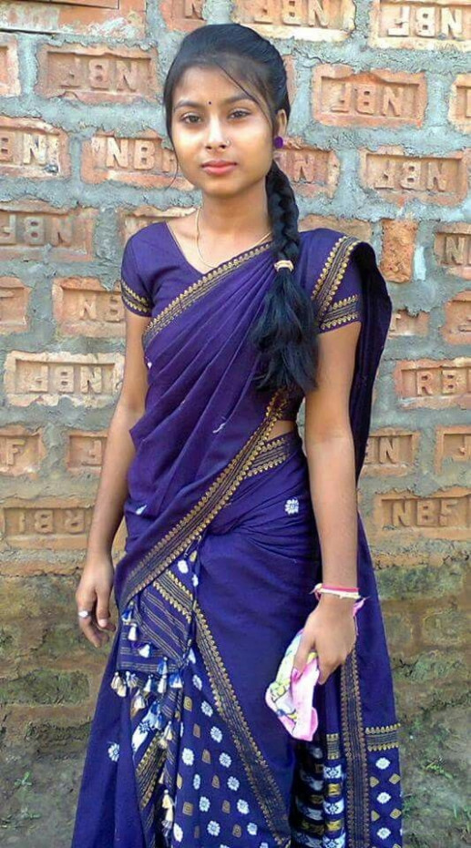 Which girls look so beautiful in a saree? - Quora