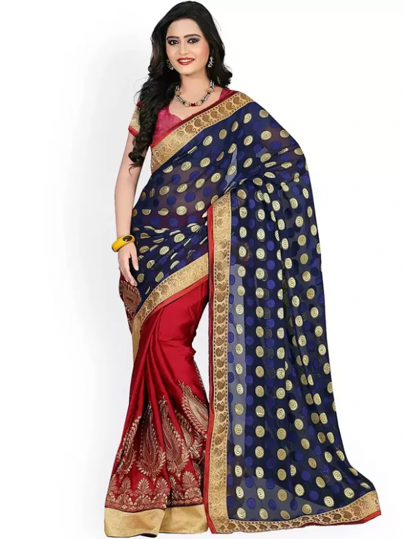 Which is the best online shopping site for sarees in India