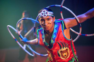 World champion hoop dancer takes his ninth title  Local