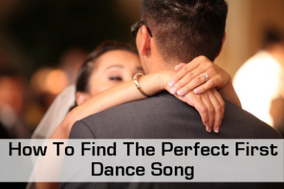 Your First Dance Song