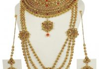 10 best Bollywood Bridal Necklace Set images on Pinterest ..