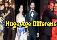 10 Bollywood Couples With Huge Age Difference – YouTube – age gap marriage in bollywood