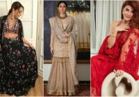 10 Bollywood Inspired 2018 Wedding Lehenga Designs To Wear ..
