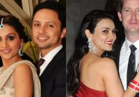 10 Bollywood Stars Who Married To Foreigners | You won't ..