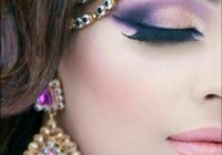 10 Bridal Eye Makeup Ideas You Just Can't Miss – indian bridal eye makeup for small eyes