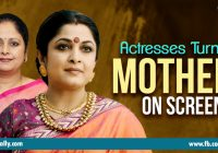 10 Tollywood Actresses Who Played Mother Characters After ..