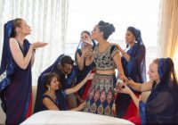 101 best Indian wedding Bridal Party images on Pinterest ..